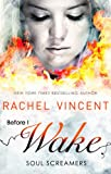 Before I Wake (Soul Screamers) Rachel Vincent