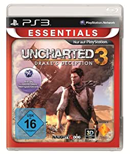 Uncharted 3 - Drake's Deception [Essentials] - [PlayStation 3]
