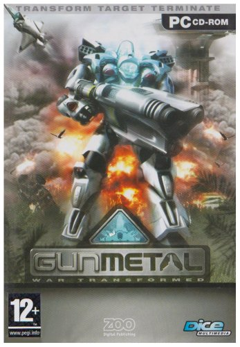 Gun Metal: War Transformed (PC CD)