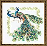 Peacocks - Cross Stitch Kit