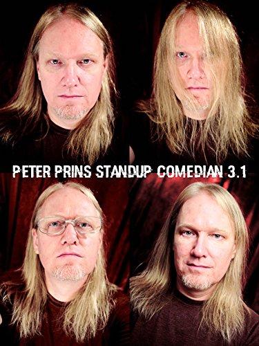 Peter Prins. Standup Comedian 3.1