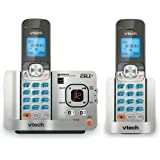 VTech 2 Handset Connect To Cell Answering Phone System DS6520-22