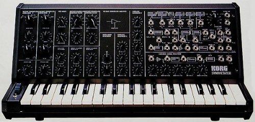 Korg Ms-20 Semi-Moduler Synthesizer