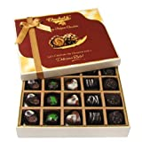 Chocholik Belgium Chocolates - Beautiful 20 Pc Mix Assorted Chocolate Box