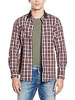 Antony Morato Camisa Hombre (Granate)