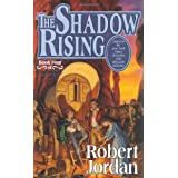 The Shadow Rising: Book Four of 'The Wheel of Time'by Robert Jordan