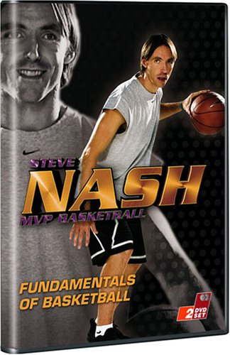 Steve Nash MVP-Basketball Fundamentals