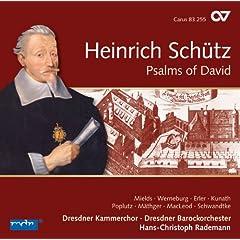 Sch�tz: Psalms of David