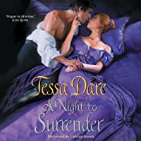 A Night to Surrender: Spindle Cove, Book 1 (       UNABRIDGED) by Tessa Dare Narrated by Carolyn Morris