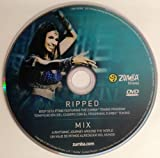 Zumba Fitness Ripped Mix DVD from the Exhilarate DVD set