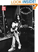 Neil Young Greatest Hits Easy Guitar With Tab Book (Easy Guitar with Notes & Tab)
