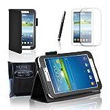 MOFRED® Black Samsung Galaxy Tab 3 7