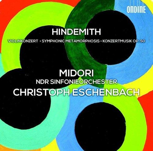 Violinkonzert Symphonic Metamorphosis Konzertmusik