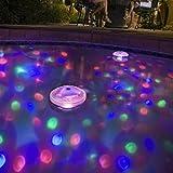 Decrescent RGB Glühen Licht mit 5 LED Licht Muster Farbe