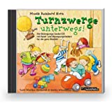 Turnzwerge unterwegs!: CD