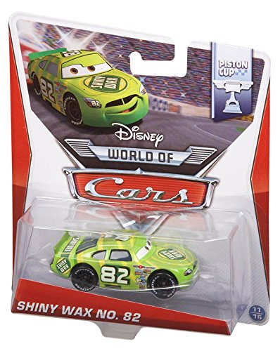 Disney/Pixar Cars Shiny Wax No. 82 Diecast Vehicle - 1