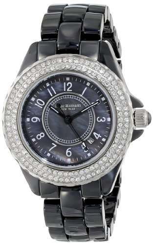 isaac-mizrahi-womens-imn45b-crystal-bezel-black-ceramic-bracelet-watch
