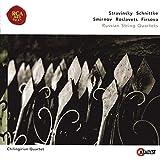 Quatuors A Cordes Russes (Russian String Quartets)