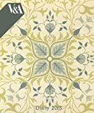 Flame Tree Publishing V&A William Morris Wallpapers desk diary 2015 (Flame Tree Publishing)