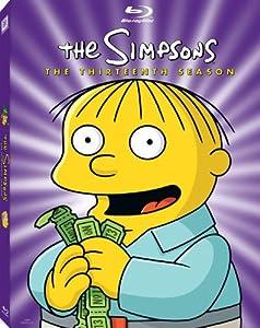 The Simpsons: The Thirteenth Season [Blu-ray] by 20th Century Fox