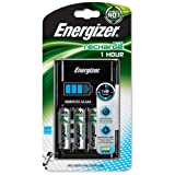 Energizer 1 Hour Charger for AA + AAA Batteriesby Energizer