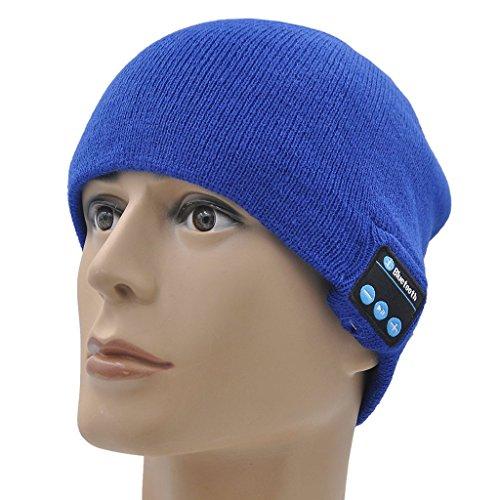 onx3-evga-tegra-note-7-7-azul-unisex-talla-unica-invierno-smart-bluetooth-gorro-con-auriculares-wire