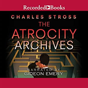 The Atrocity Archives Audiobook