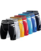Men's Boys TCA CarbonForce Pro Compression Base Layer Shorts Thermal Under Gear