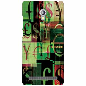 Asus Zenfone 6 A601CG Back Cover - Funky Designer Cases
