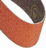 3M Cubitron 977F Coated Ceramic Sanding Belt - 36 Grit - 2 in Width x 72 in Length - L-Flex - 85389 [PRICE is per BELT]