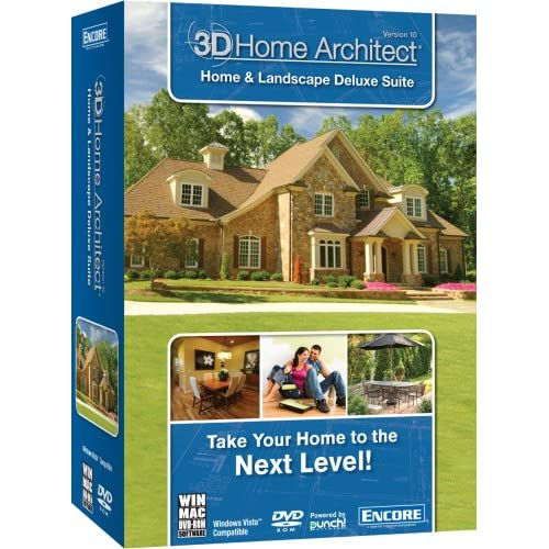 Landscape ideas: 3d home architect & landscape design deluxe suite ...