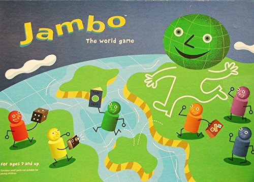 Jambo, the World Game - 1