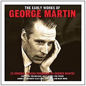 "The Beatles Polska: Album ""The Early Works of George Martin""  w sprzedaży"