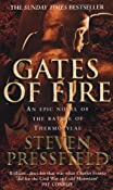 Gates Of Fire: An Epic Novel of the Battle of Thermopylae: Amazon.co.uk: Steven Pressfield: Books