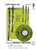 Music Minus One Clarinet: Advanced Clarinet Solos, Vol. III (Book & CD)