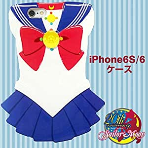 Sailor Moon Crystal Costume Shaped Case for iPhone 6s / 6 (Transformation Brooch)