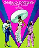 Great Black Entertainers: Paper Dolls in Full Color (0486247481) by Tierney, Tom