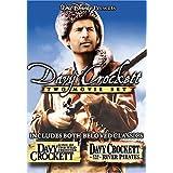 Davy Crockett -Two Movie Set ~ Fess Parker