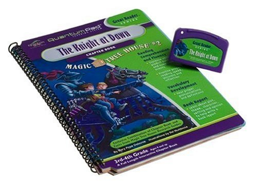 Quantum Pad Library: Magic Tree House - Knight at Dawn