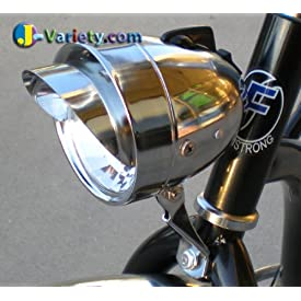 Vintage Bicycle Headlight Led