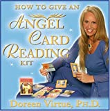 How to Give an Angel Card Reading Kit (1401905471) by Virtue, Doreen