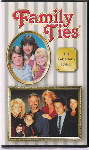 Family Ties The Collector's Edition: Alex & Friend