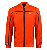Nike Dri-Fit 'Syracuse Orange' Basketball Track Top - Official Product