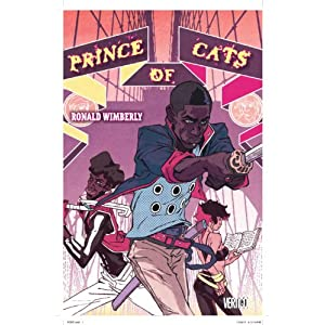 amazoncom the prince of cats 9781401220686 ron wimberly books images of cats 300x300