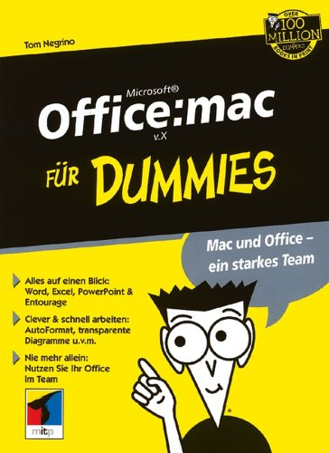 Office:Mac V.X Fur Dummies