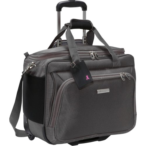 McBrine Luggage Office On The Go Laptop Bag on