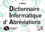 echange, troc Belyan - Dictionnaire informatique d'abreviations