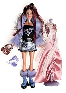 Boneca Barbie Kit Fashion Teresa Mattel Car Interior Design