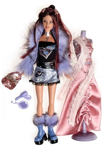 Barbie Fashion Show Doll Amazon com Barbie Fashion