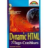 Dynamic HTML 7 Tage Crashkurs